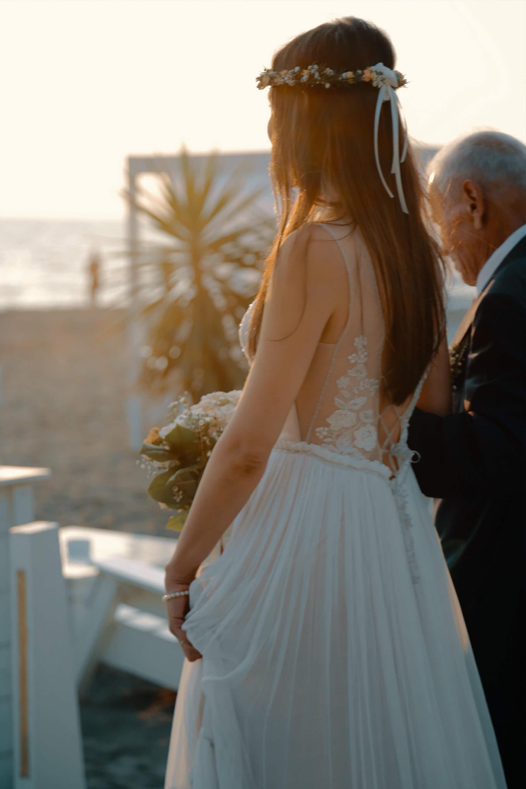 Matrimonio In Spiaggia Roma : Matrimoni sulla spiaggia a fregene controvento